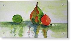 Tutti Fruity Acrylic Print
