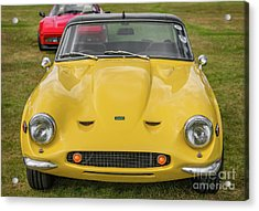 Acrylic Print featuring the photograph Tvr Vixen S2 1969 by Adrian Evans