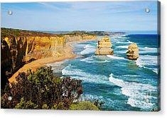 Twelve Apostles Australia Acrylic Print