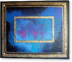 Twilight Acrylic Print by Bernard Goodman