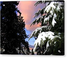 Twilight Hour Acrylic Print by Will Borden