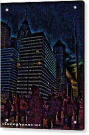 Twilight Of Uncertainty Acrylic Print