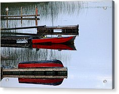 Twilight Reflections Acrylic Print