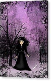 Twilight Time Acrylic Print by Charlene Zatloukal