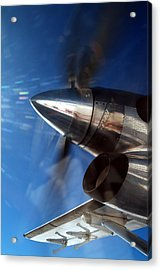 Twin Otter  Acrylic Print by Richard Steinberger