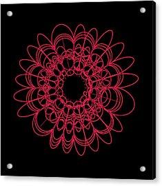 Twinkle Twinkle Little Star Cii Acrylic Print