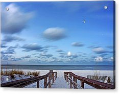 Twinkling Stars Acrylic Print by Don Spenner
