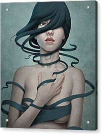 Twisted Acrylic Print