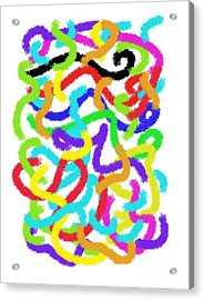 Twister Acrylic Print