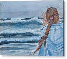 Twixt Wind And Water II Acrylic Print