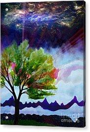 Twlight Acrylic Print