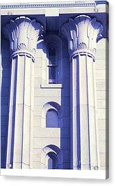 Two Columns Acrylic Print