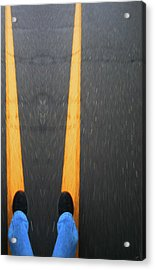 Two For The Road Acrylic Print by Karol Livote