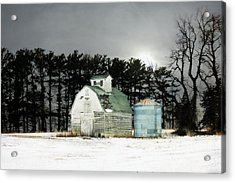 Acrylic Print featuring the photograph Twos Company by Julie Hamilton