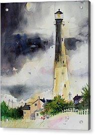 Tybee Lighthouse Acrylic Print