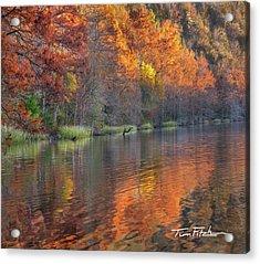 Tyler Lake Acrylic Print