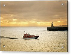 Tynemouth Acrylic Print by Nichola Denny