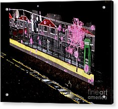 U2 Innocence And Experience Tour 2015 Opening At San Jose. 3 Acrylic Print