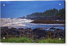 Ucluelet, British Columbia Acrylic Print by Heather Vopni