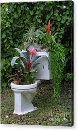Ultimate Flower Pot Acrylic Print