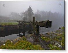 Ulverston Canal Acrylic Print