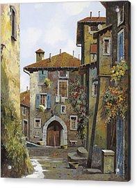 Umbria Acrylic Print by Guido Borelli