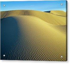 Umpqua High Dunes Acrylic Print