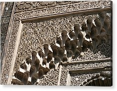 Unbeleavable Craftmanship Acrylic Print by Andrei Fried
