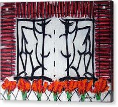 Unbound 4 Acrylic Print