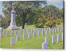 Uncivil Memories Acrylic Print by Jame Hayes
