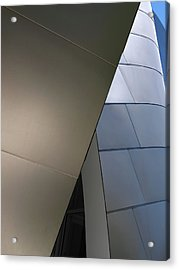 Unconventional Construction Acrylic Print by Rona Black