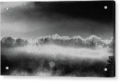 Under A Cloud Acrylic Print by Steven Huszar