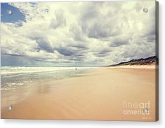 Acrylic Print featuring the photograph Under A Southern Sky by Linda Lees