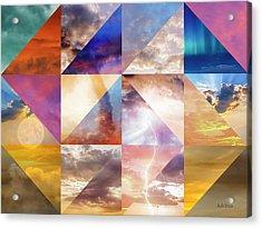 Under Heaven Acrylic Print