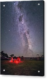 Under Southern Stars Acrylic Print
