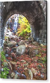 under the Road II Acrylic Print