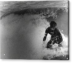 Under The Wedge 2 Acrylic Print