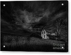 Under Threatening Skies Acrylic Print