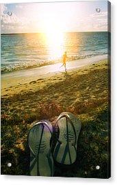 Underachievers Paradise Acrylic Print by JAMART Photography
