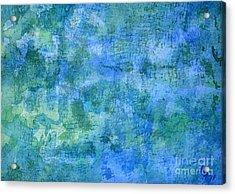 Undersea Acrylic Print