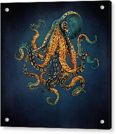 Underwater Dream Iv Acrylic Print