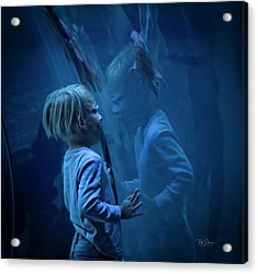 Underwater Dreams Acrylic Print