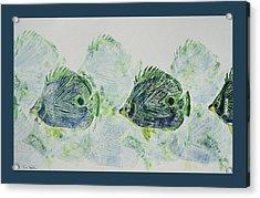Underwater Impressions Acrylic Print