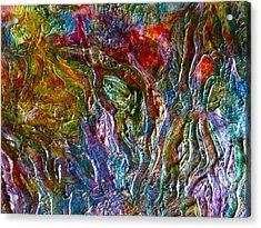 Underwater Seascape Acrylic Print