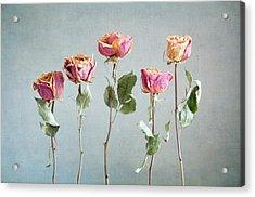 Undying Beauty Acrylic Print