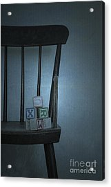 Une Mre Sous Influence Acrylic Print by Edward Fielding