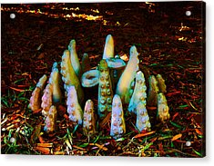 Unexpected Tenacles Acrylic Print
