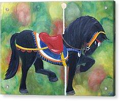 Unforgettable Spirit Acrylic Print by Tammy Dunn