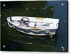 Unicycle Dinghy Acrylic Print