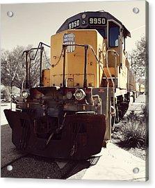 Union Pacific No. 9950 Acrylic Print